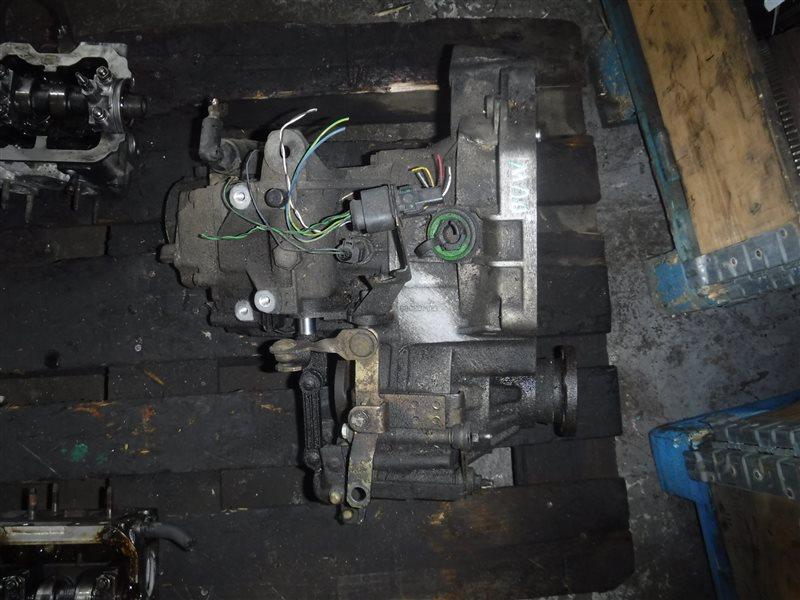 Коробка переключения передач мкпп Vw Golf 4 1J1 AXP 2001