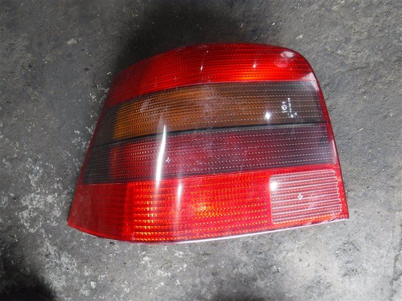 Фонарь задний Vw Golf 4 1J1 AXP 2001 задний левый