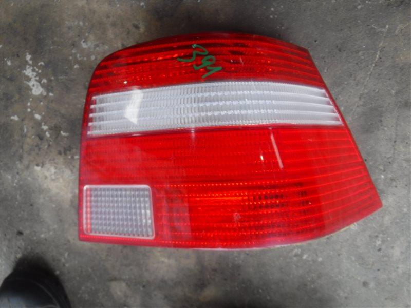 Фонарь задний Vw Golf 4 1J1 AXP 2001 задний правый