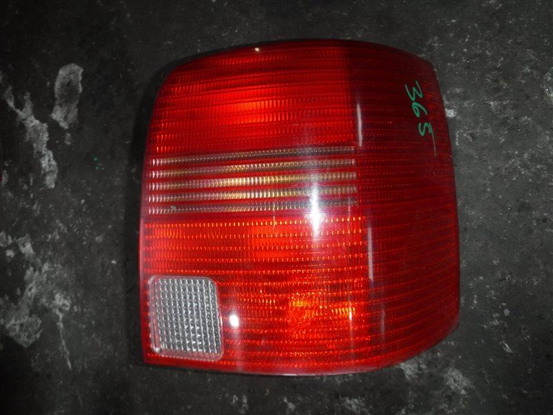 Фонарь задний Vw Passat B5 3B5 AHL 1998 задний правый