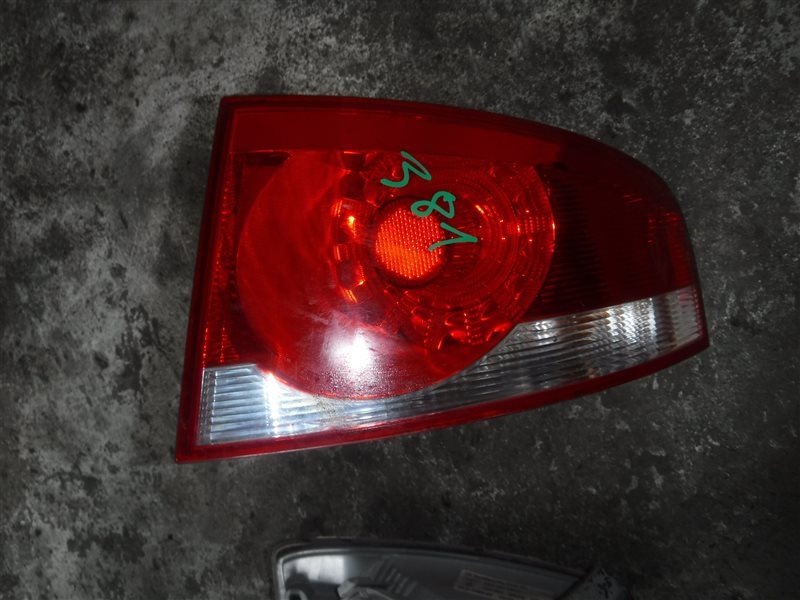 Фонарь задний Seat Altea 5P CBZ 2010 задний правый
