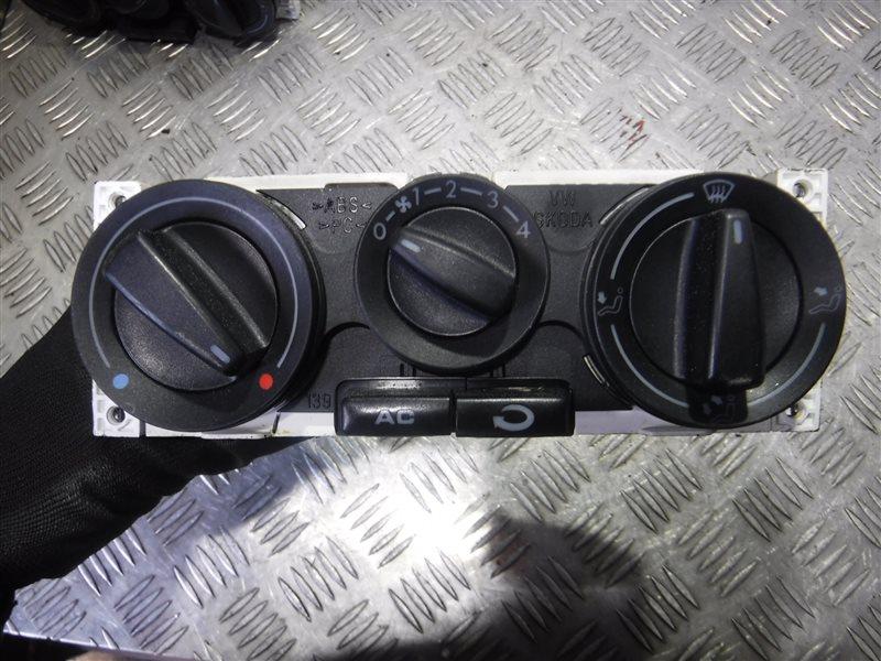 Блок управления отопителем Vw Golf 4 1J1 AKQ 2000