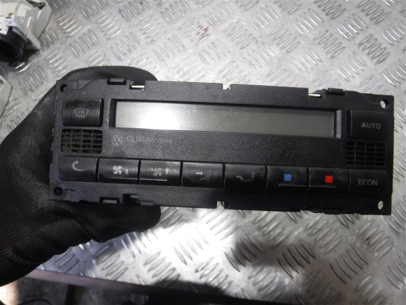 Блок управления климат-контролем Vw Golf 4 1J1 AKQ 2000