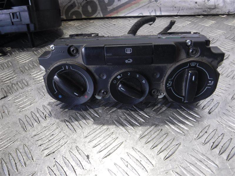 Блок управления отопителем Vw Caddy 2K BST 2007