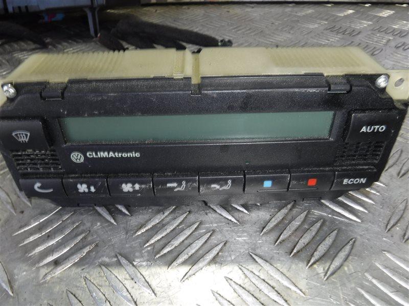 Блок управления климат-контролем Vw Passat B5 3B5 ADR 1999