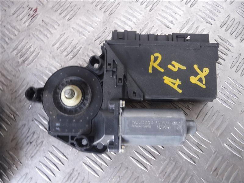 Мотор стеклоподъемника Audi A4 B6 ALT 2003 передний правый
