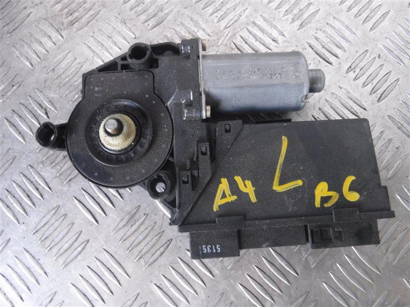 Мотор стеклоподъемника Audi A4 B6 ALT 2003 передний левый