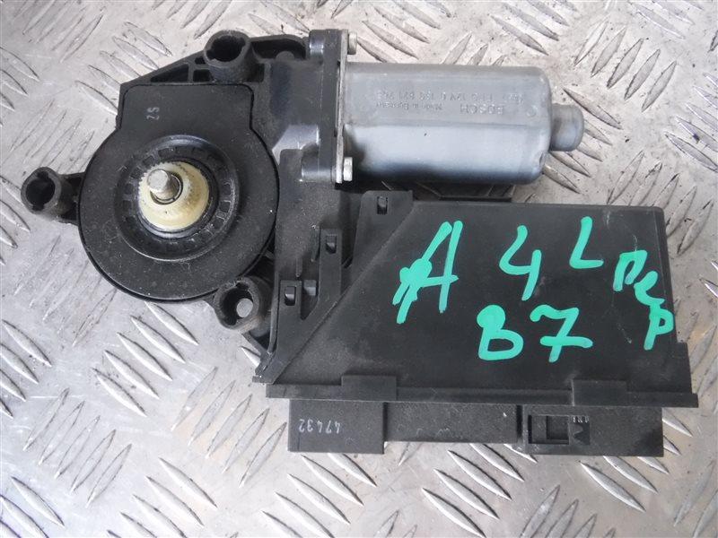 Мотор стеклоподъемника Audi A4 B7 BDG 2007 передний левый