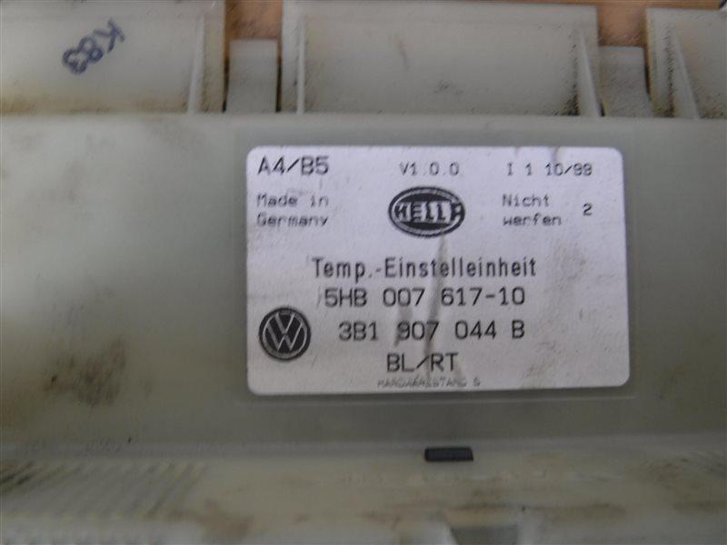 Блок управления климат-контролем Vw Passat B5 3B5 2000