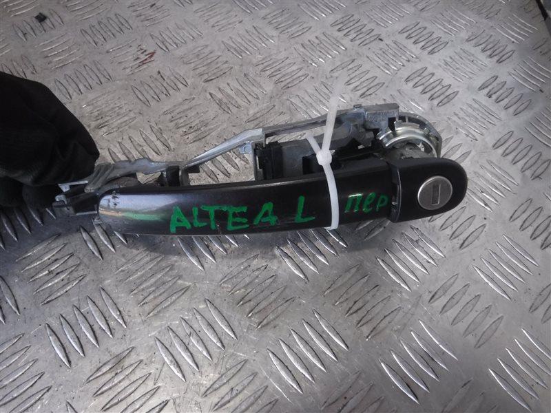 Ручка двери Seat Altea 5P BSE 2008 передняя левая