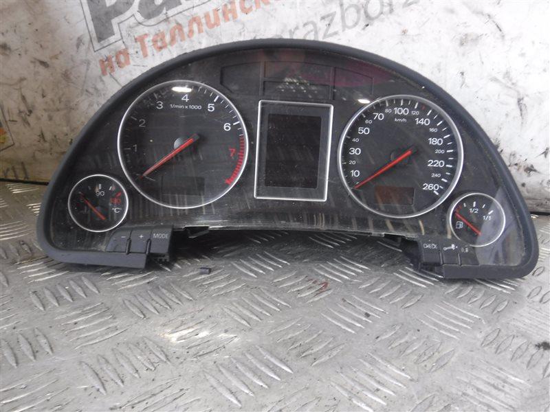 Панель приборов Audi A4 B6 2002