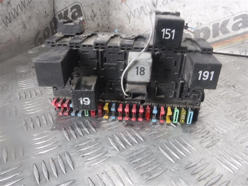 Блок реле Vw Transporter T4 7DB 1996