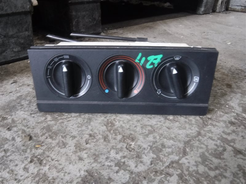 Блок управления отопителем Audi 80 B4 ABT 1995