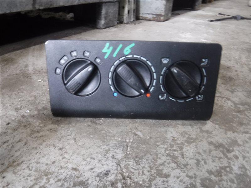 Блок управления отопителем Vw Caddy 9K AEY 1996