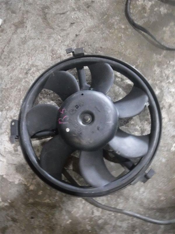 Вентилятор радиатора кондиционера Vw Passat B5 3B2 AHL 1999