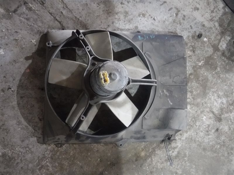Вентилятор радиатора Audi 80 B3