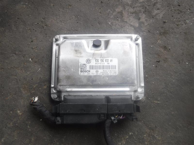 Блок управления двигателем эбу Vw Golf 5 5M1 BLS 2008