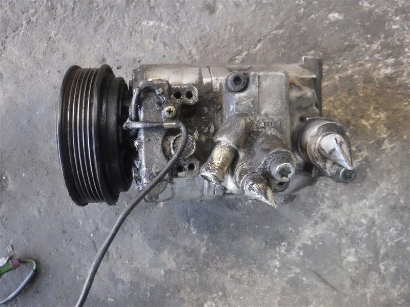 Компрессор кондиционера Audi A6 C5 AGA 1997
