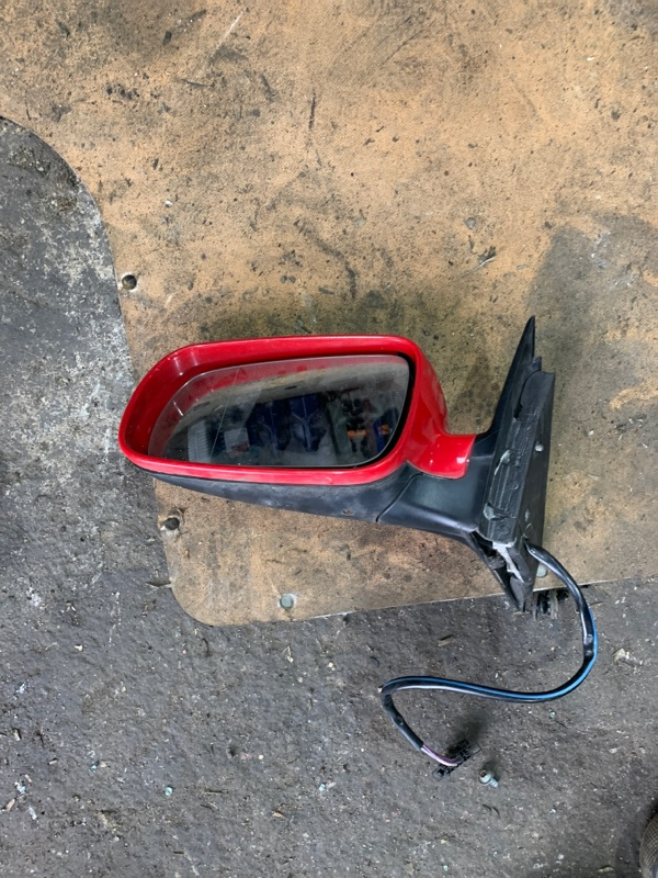 Зеркало Vw Passat B5 3B2 AHL 1999 левое