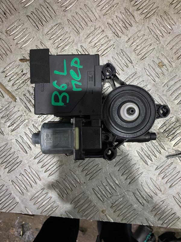 Мотор стеклоподъемника Vw Passat B6 3C5 CBD 2009 задний левый