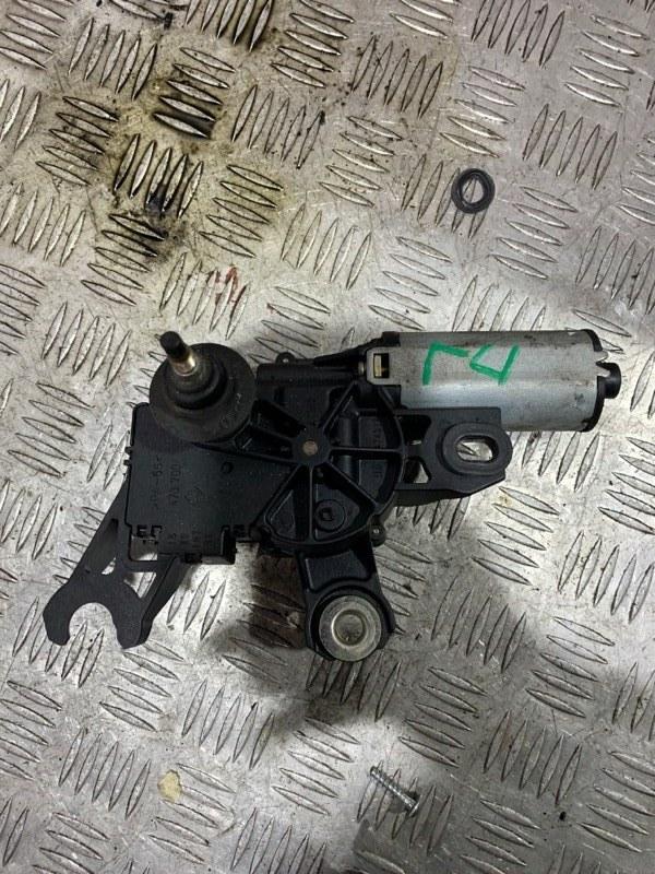 Мотор стеклоподъемника Vw Golf 4 1J1 AKQ 1999 задний левый