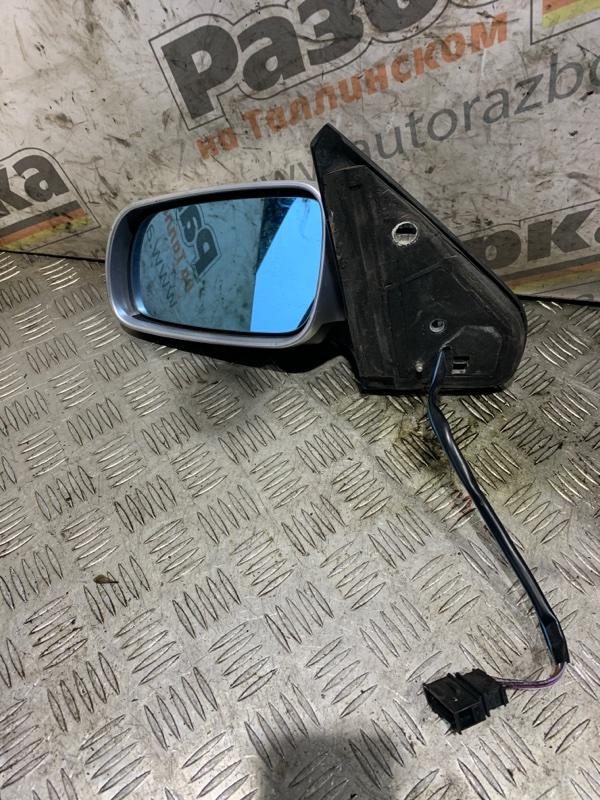 Зеркало Vw Golf 4 1J1 AKQ 1999 переднее левое