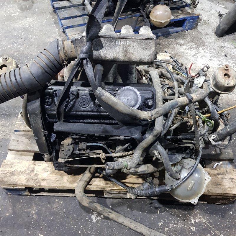 Двигатель Vw Transporter T4 7DB 1X 1995