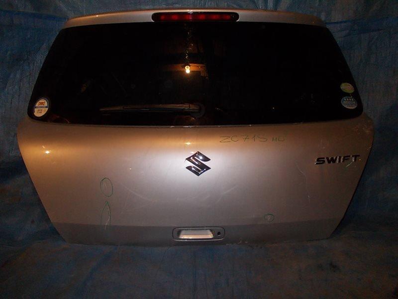 Дверь 5я Suzuki Swift ZC71S 2009