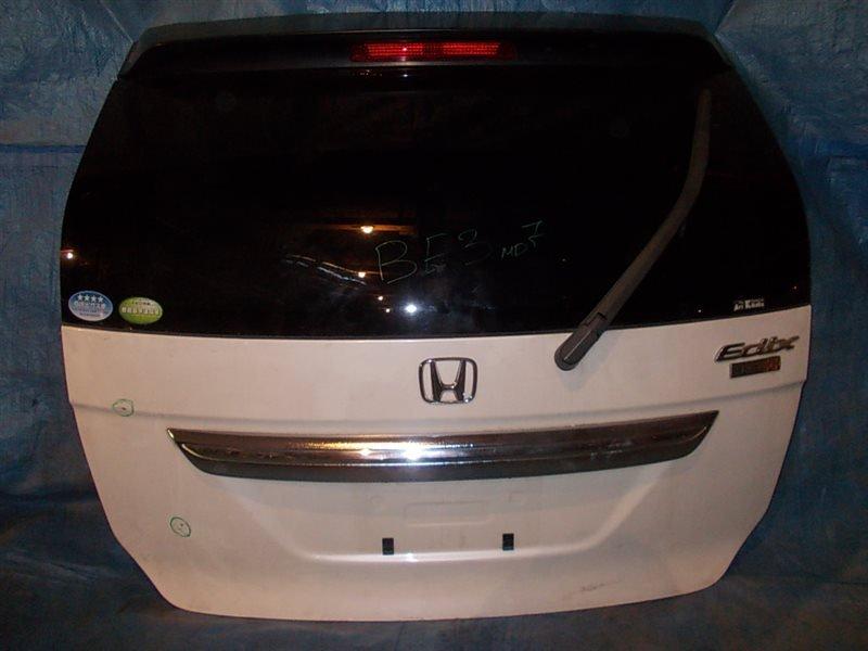 Дверь 5я Honda Edix BE3 K20A 2004
