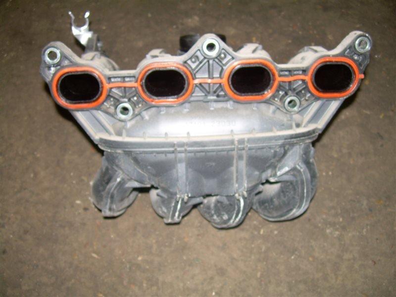 Коллектор впускной Toyota Ractis SCP100 2SZ-FE