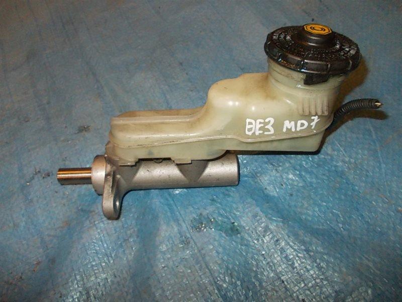 Главный тормозной цилиндр Honda Edix BE3 K20A 2004