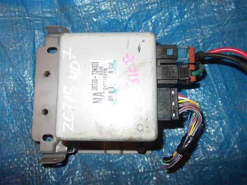 Блок управления Suzuki Swift ZC71S