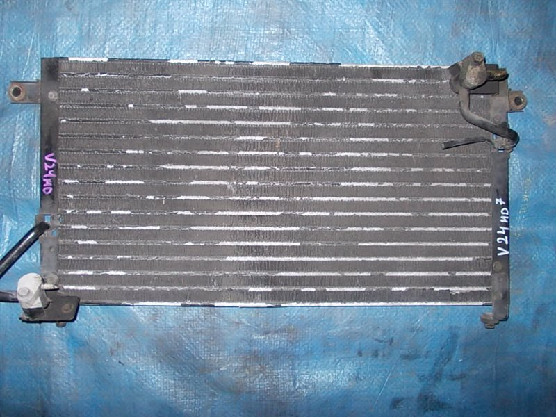 Радиатор кондиционера Mitsubishi Pajero V26W 4D56-T 1993