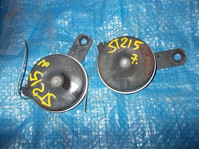 Сигнал звуковой Toyota Caldina ST215G 1999