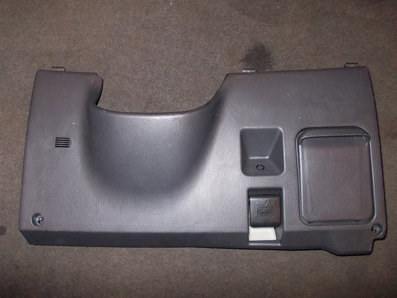 Консоль под рулевой колонокой Toyota Caldina ET196V 5E-FE