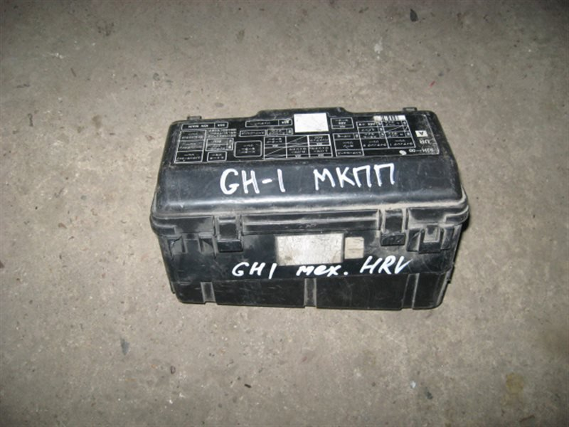 Блок предохранителей Honda Hr-V GH1 2001