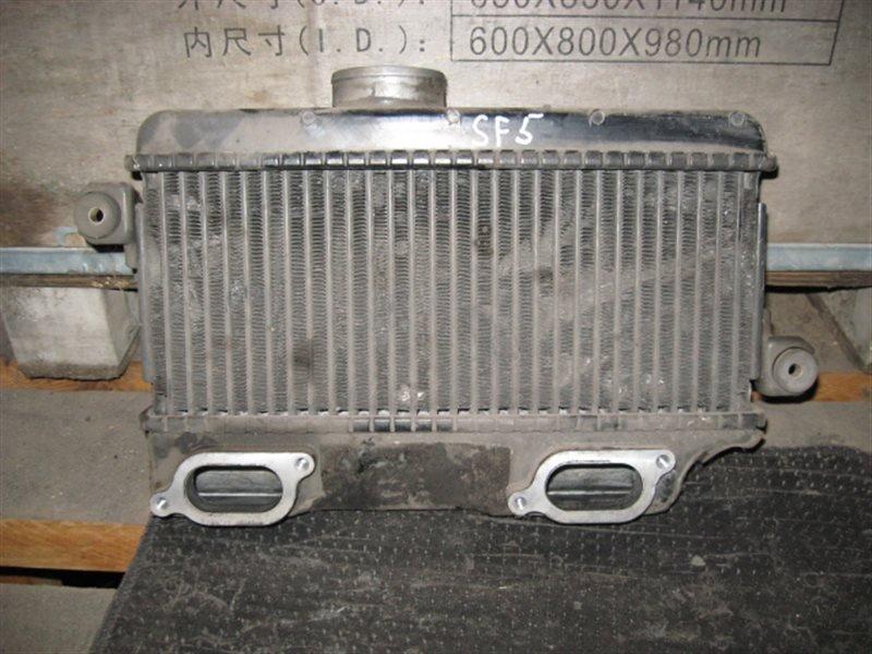 Радиатор интеркулера Subaru Forester SF5 EJ20-T 2000