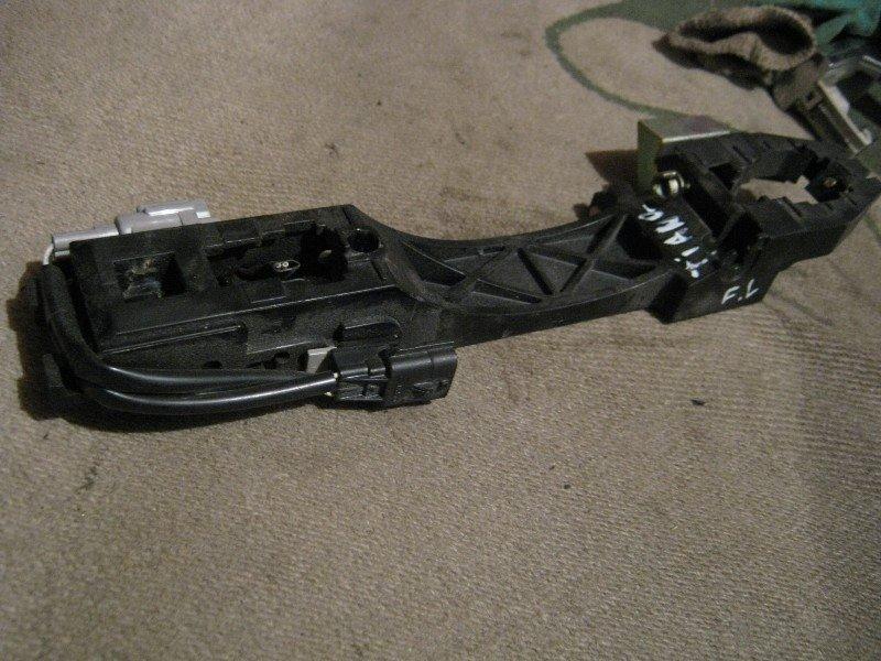 Ручка двери внешняя Nissan Teana передняя левая