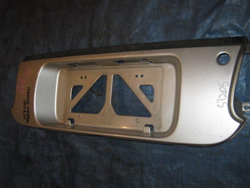 Рамка под номер Toyota Celica ST205 1998