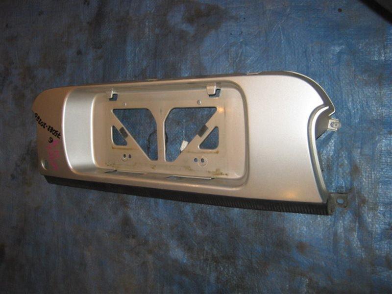 Рамка под номер Toyota Celica ST202 1998