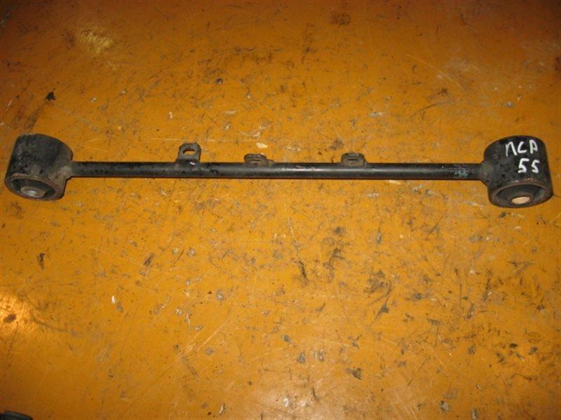 Тяга задняя Toyota Probox NCP55V 2003 задняя левая