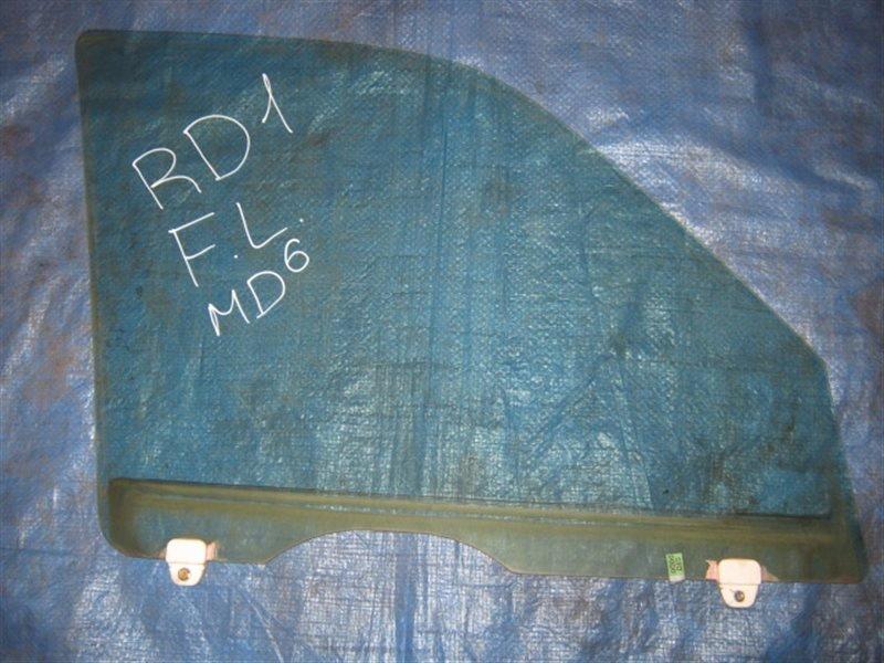 Стекло боковое Honda Cr-V RD1 переднее левое