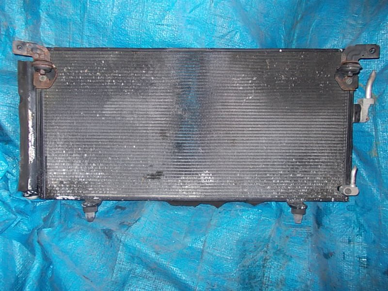 Радиатор кондиционера Subaru Legacy BL5 EJ20
