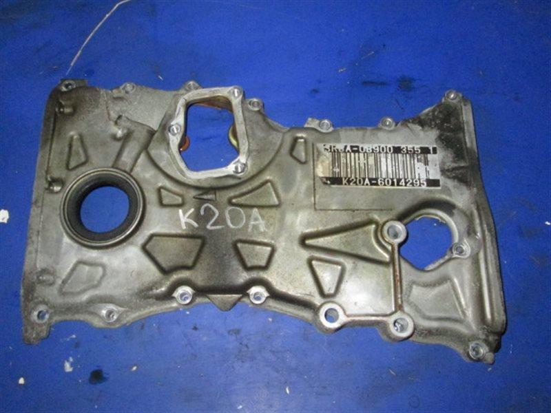 Лобовина двс Honda Accord CL7 K20A 2003