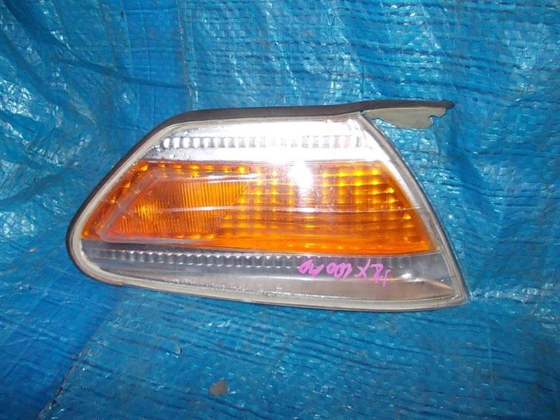 Габарит Toyota Mark Ii JZX100 1997 передний правый