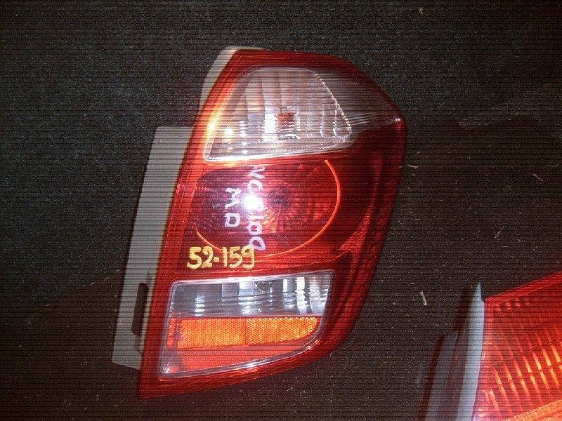 Стоп-сигнал Toyota Ractis NCP100 задний правый