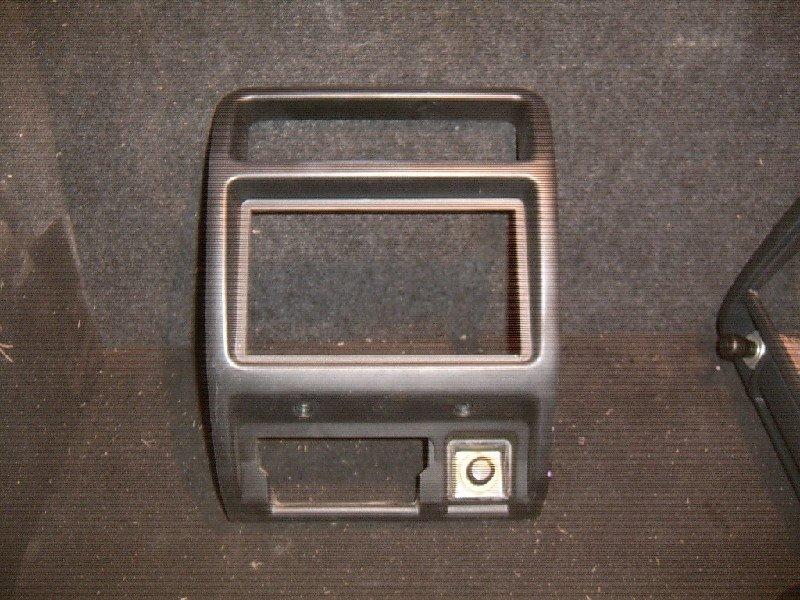Рамка магнитофона Daihatsu Terios Kid J131G EF 2000