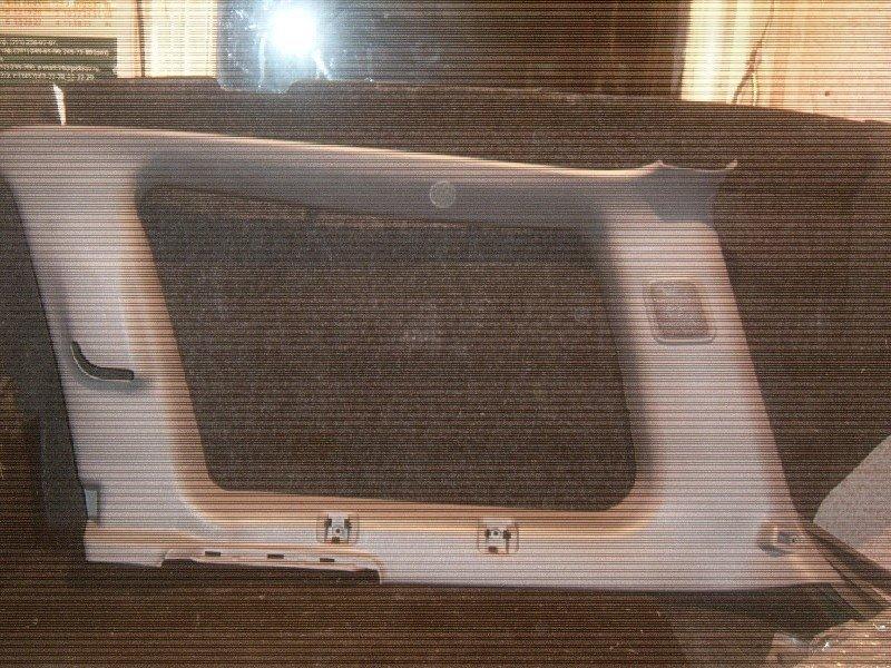 Обшивка багажника Subaru Forester SF5 2000 задняя правая верхняя