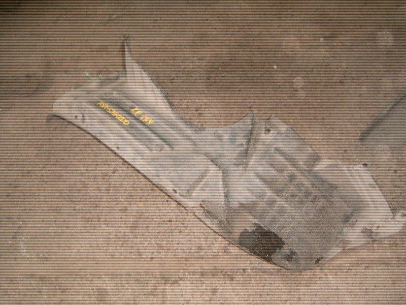 Подкрылок Honda Hr-V GH4 2001 передний правый