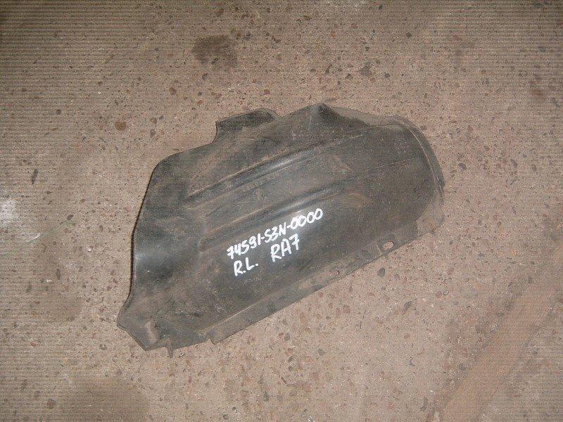 Подкрылок Honda Odyssey RA6 задний левый